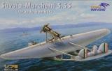 DORA WINGS 1/72 Savoia-Marchetti S55 torpilleur