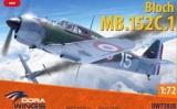 DORA WINGS 1/72 Bloch MB152C1