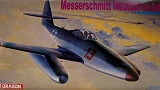 DRAGON 1/48 Messerschmitt Me262A1a / JaBo