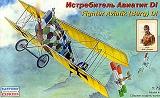 EASTERN EXPRESS 1/72 Aviatik (Berg) D-I