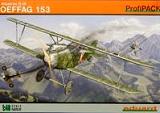 EDUARD 1/48 Albatros D-III Oeffag série 153