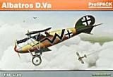 EDUARD 1/48 Albatros D-Va Profipack