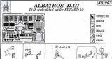 EDUARD 1/48 Albatros D-III