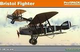 EDUARD 1/48 Bristol F2B Fighter Profipack