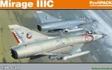 EDUARD 1/48 Dassault Mirage IIIC