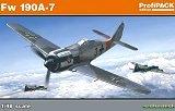 EDUARD 1/48 Focke-Wulf Fw190A7 Profipack