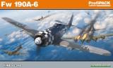 EDUARD 1/48 Focke-Wulf Fw190A6 Profipack