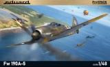 EDUARD 1/48 Focke-Wulf  Fw190A5