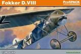 EDUARD 1/48 Fokker D-VIII