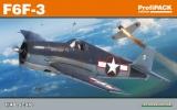 EDUARD 1/48 Grumman F6F3 Hellcat
