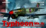 EDUARD 1/48 Hawker Typhoon MkIB