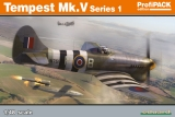 EDUARD 1/48 Hawker Tempest MkV series 1