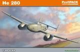 EDUARD 1/48 Heinkel He280 Profipack