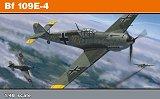 EDUARD 1/48 Messerschmitt Bf109E4 Profipack