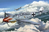 "EDUARD 1/48 Messerschmitt Bf109G6 ""early"" Profipack"