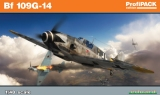 EDUARD 1/48 Messerschmitt Bf109G14