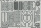 EDUARD 1/48 Messerschmitt Bf110D extérieur
