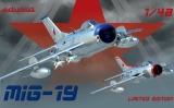 EDUARD 1/48 Mikoyan MiG19