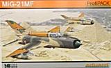 EDUARD 1/48 Mikoyan MiG21MF