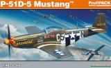EDUARD 1/48 North-American P51D5 Mustang