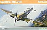 EDUARD 1/48 Supermarine Spitfire MkVIII