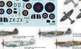 EDUARD 1/48 Supermarine Spitfire MkVIII over Europe