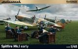 EDUARD 1/48 Supermarine Spitfire MkI début de série
