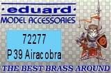 EDUARD 1/72 Bell P39 Airacobra