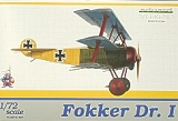 EDUARD 1/72 Fokker DR1 Week-end