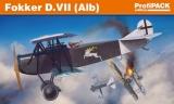 EDUARD 1/72 Fokker DVII ALB