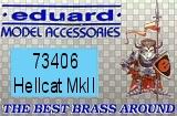 EDUARD 1/72 Grumman Hellcat MkII