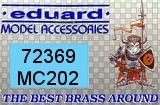EDUARD 1/72 Macchi MC202