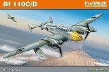 EDUARD 1/72 Messerschmitt Bf110C/D Profipack