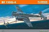 EDUARD 1/72 Messerschmitt Bf110G4