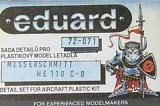 EDUARD 1/72 Messerschmitt Bf110C/D