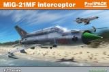 EDUARD 1/72 MiG21MF