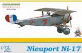 EDUARD 1/72 Nieuport 17