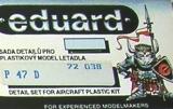 EDUARD 1/72 Republic P47D