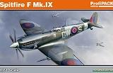 EDUARD 1/72 Supermarine Spitfire F MkIX