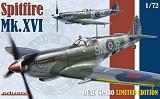 EDUARD 1/72 Supermarine Spitfire MkXVI Dual Combo