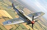 EDUARD 1/72 Supermarine Spitfire MkXVI bubbletop