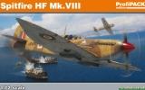 EDUARD 1/72 Supermarine Spitfire HF MkVIII