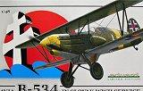 EDUARD 1/48 Avia B534 Slovaquie