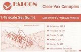 FALCON 1/48 Luftwaffe pt. 1