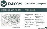 FALCON 1/72 Italie pt. 2