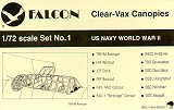 FALCON 1/72 US Navy pt. 1