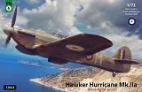 FLY 1/72 Hawker Hurricane MkIIA trop