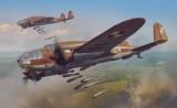 FLY 1/72 PZL P37B