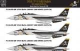 HAD 1/48 Grumman F14A Tomcat Jolly Rogers