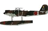 HASEGAWA 1/72 Kawanishi E7K1 type94